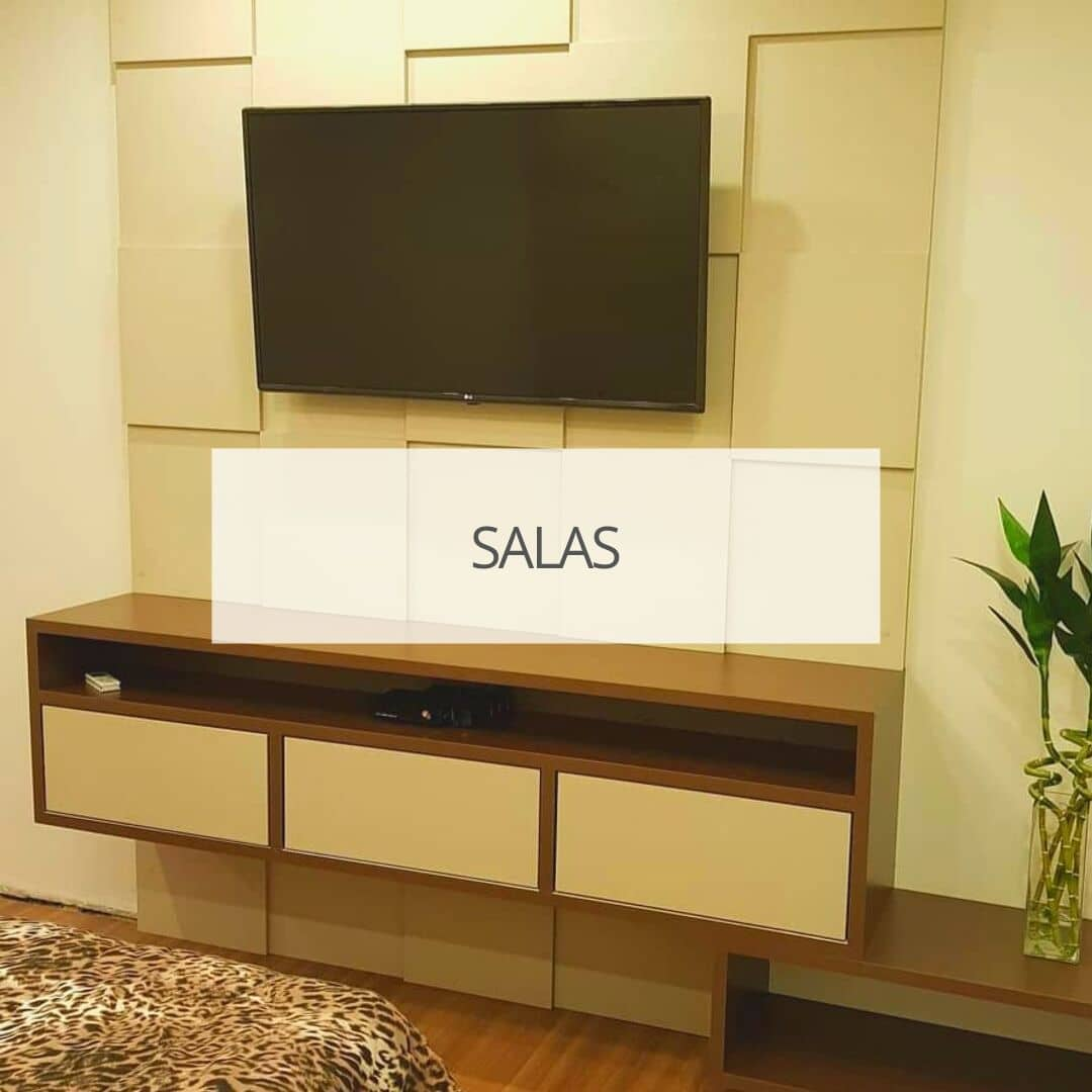 Salas e Home Theater